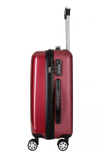 Valise - HUDDER ROUGE - Taille S