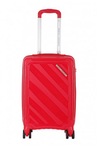 Valise Incassable - AMICE ROUGE - Taille S