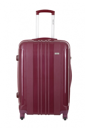 Valise Incassable - BARNLEY ROUGE - Taille S