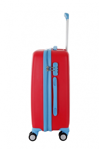 Valise Incassable - MINOS ROUGE - Taille S