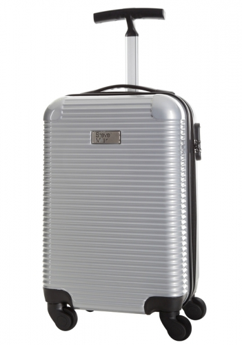 Valise - JOURNEY  ARGENT - Taille S