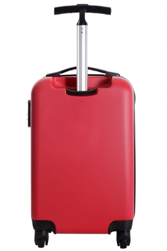 Valise - JOURNEY  ROUGE - Taille S