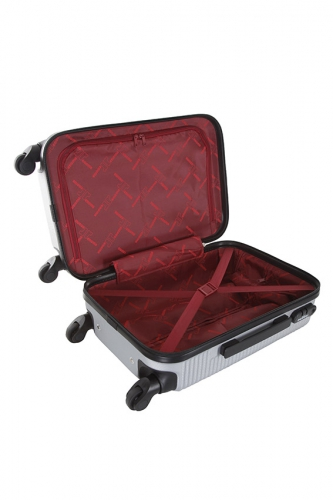 Valise - KINGSLEY ARGENT - Taille S