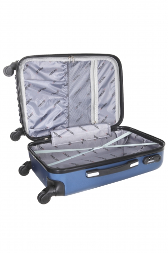 Valise - LANGFORD BLEU - Taille S