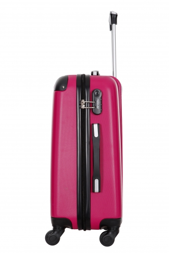 Valise - LANGFORD FUSCHIA - Taille M