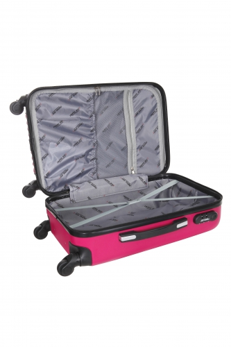 Valise - LANGFORD FUSCHIA - Taille S