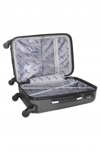 Valise - LANGFORD GRIS - Taille S