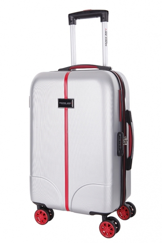 Valise - LANGLEY ARGENT - Taille M