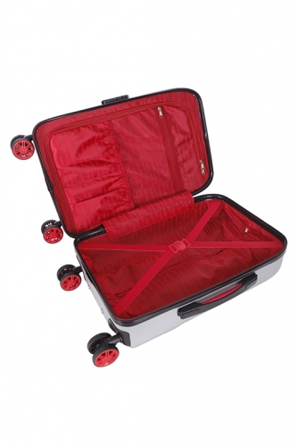 Valise - LANGLEY ARGENT - Taille S
