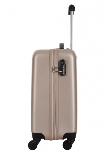 Valise - LAWRENCE BEIGE - Taille M