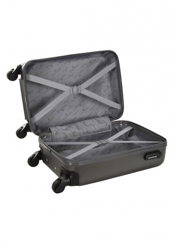 Valise - LAWRENCE GRIS - Taille M