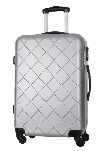 Valise - LEWIS ARGENT - Taille M