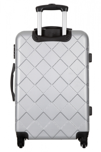Valise - LEWIS ARGENT - Taille S