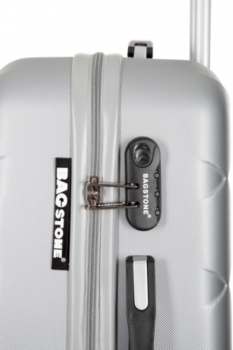 Valise - LEWIS GRIS - Taille M