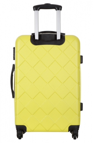 Valise - LEWIS JAUNE - Taille S