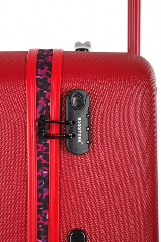 Valise - LIFE ROUGE - Taille M