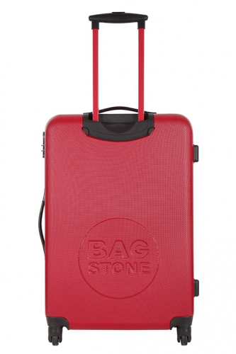 Valise - LIFE ROUGE - Taille S