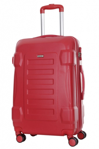 Valise - LINDEN ROUGE - Taille L