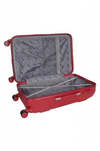 Valise  - LINDEN ROUGE - Taille M