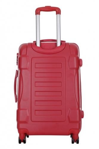 Valise - LINDEN  ROUGE  - Taille S