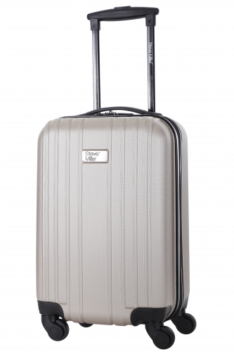 Valise - LIVING  BEIGE  - Taille S Low Cost