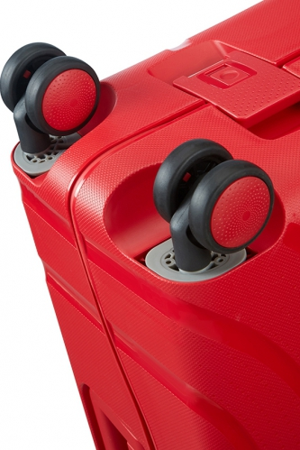 Valise - LOCK'N'ROLL FORMULA RED - Taille S