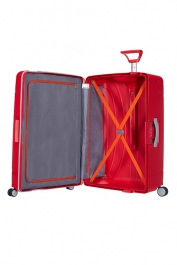 Valise - LOCK'N'ROLL ROUGE - Taille L