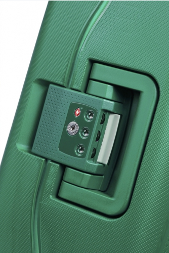 Valise - LOCK'N'ROLL VIVID GREEN - Taille S