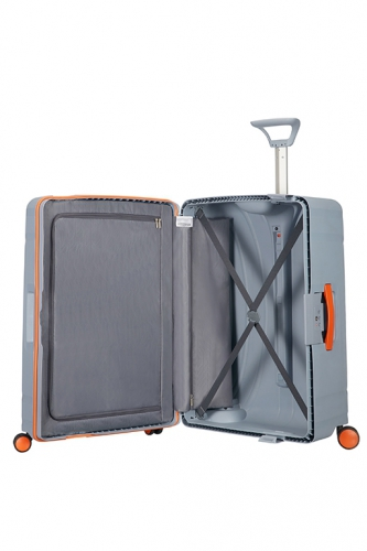 Valise - LOCK'N'ROLL VOLT GREY - Taille L