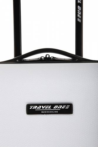 Valise Low-Cost - AGAIN BLANC