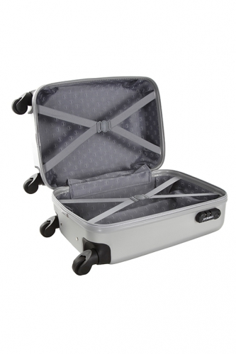 Valise Low Cost - AGENCY ARGENT