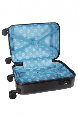Valise Low Cost - ARLEQUIN  GRIS