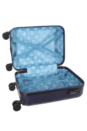 Valise Low Cost - ARLEQUIN  MARINE