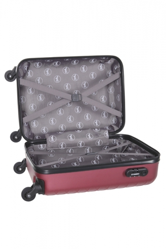 Valise Low-Cost CENTAUR - BORDEAUX