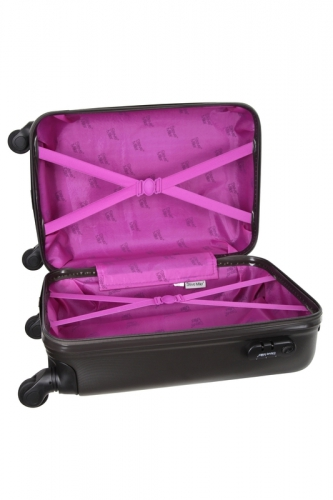 Valise Low Cost - EAGLE GRIS