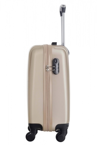 Valise Low Cost - EBEYE  BEIGE