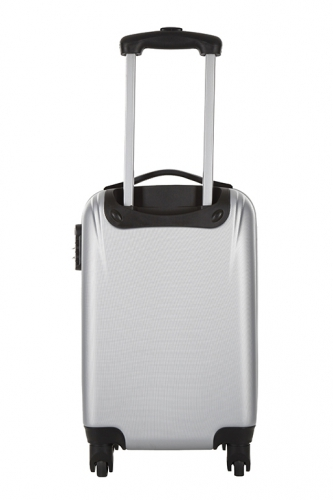Valise Low Cost - FARRELL ARGENT