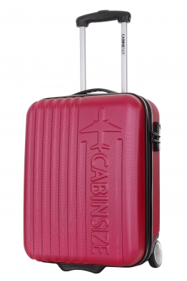 Valise Low Cost - FLOWN FUSHIA