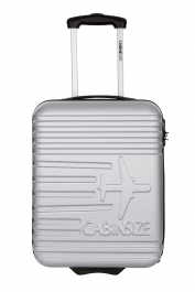 Valise Low Cost - FLY ARGENT