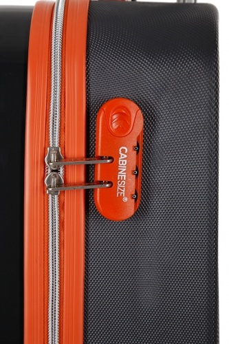 Valise Low Cost - FOX ANTHRACITE