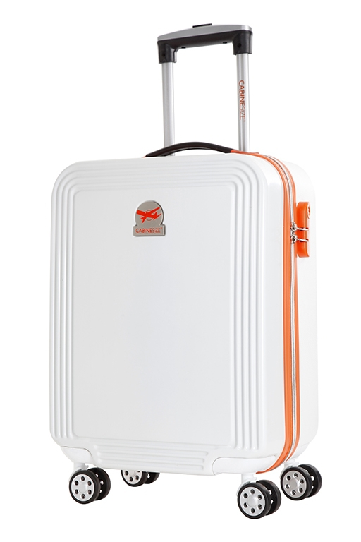 Valise low cost fox blanc cabine size - Valise business cabine ...