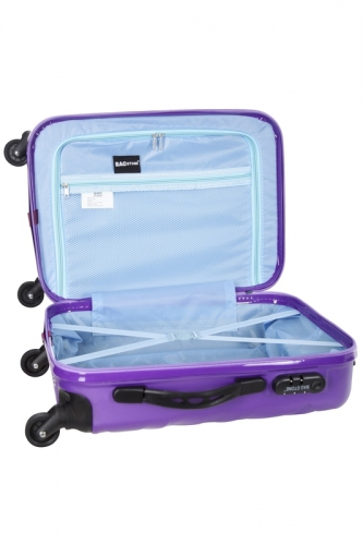 Valise Low Cost - FUNKY  VIOLET