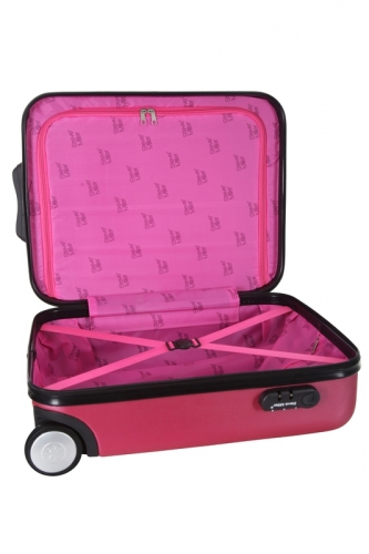 Valise Low Cost - HOVER  FUCHSIA