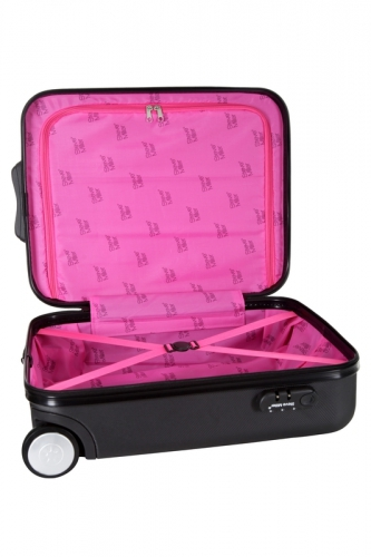 Valise Low Cost - HOVER  NOIR