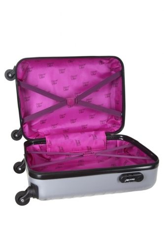 Valise Low-Cost SAILOR  - ARGENT
