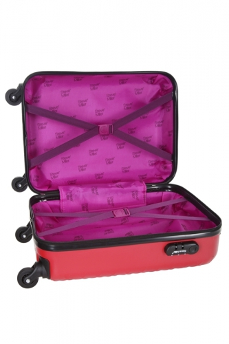 Valise Low-Cost  SAILOR  - ROUGE