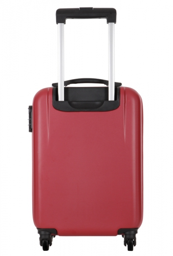 Valise Low Cost - SUMMER  ROUGE