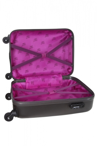 Valise Low Cost - WILD  GRIS