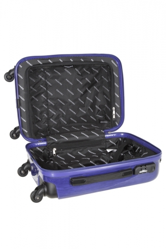 Valise Low Cost - WILLIAMS  BLEU