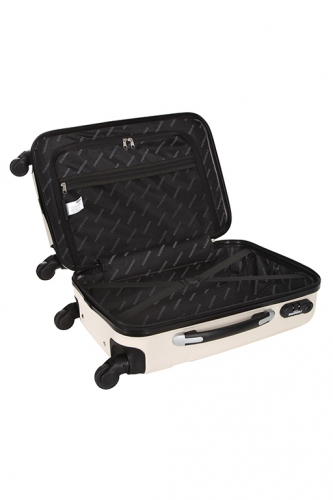 Valise - LUCHINI BEIGE - Taille S